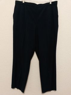 "JM Collection - Women's Pants - Size 20WP (28"" Inseam) Blue Dress Stretch Slacks  #JMCollection #DressPants  ..... Visit all of our online locations..... www.stores.eBay.com/variety-on-a-budget ..... www.amazon.com/shops/Variety-on-a-Budget ..... www.etsy.com/shop/VarietyonaBudget ..... www.bonanza.com/booths/VarietyonaBudget ..... www.facebook.com/VarietyonaBudgetOnlineShopping      http://www.stores.ebay.com/variety-on-a-budget"
