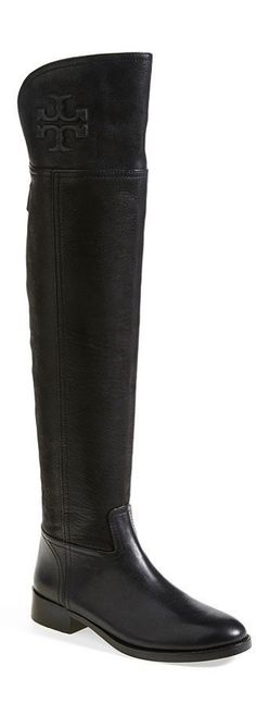 Holiday Gift Idea: Tory Burch Simone Over-the-Knee Boots - Find 150+ Top Online Shoe Stores via http://AmericasMall.com/categories/shoes.html