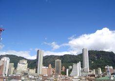atardecer en los cerros orientales New York Skyline, Travel, Bogota Colombia, Viajes, Trips, Tourism, Traveling