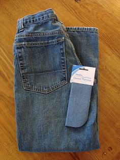 I've got a budget-friendly tip to share with you today… it's all about lengthening the life of pants. Your kids' pants, your hubby's pants… any pants that have a way of getting holes in the knees! For me… it's my boys' jeans. Holes are attracted to the knees of their jeans like magnets… we've had …