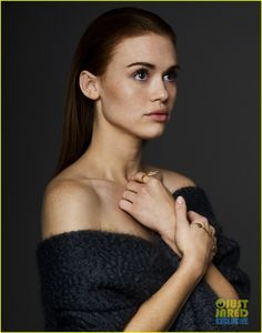 Holland Roden: Just Jared Spotlight of the Week (Exclusive!)