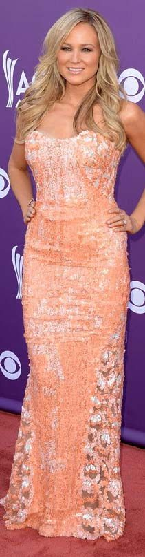 Jewel Red carpet dress