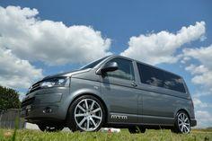 MTM Tuning Volkswagen T5 Multivan Modifiziert