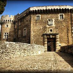 Château de la Drôme (Suze La Rousse), Drôme