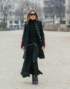 Olivia Palermo at Paris Couture Fashion Week Estilo Olivia Palermo, Olivia Palermo Lookbook, Style Couture, Couture Week, Haute Couture Fashion, Street Style Trends, Looks Style, Street Style Looks, Fashion Week