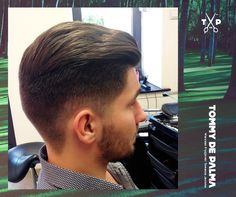 #TommyDePalma #hairdresser #Kraków #Cracow #Polska #Poland #haircut #hairstylist #hairstyle #hairs #menhair