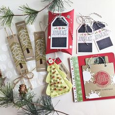 Quick + Easy Holiday Wraps | Heather Nichols | PTI | gift tags