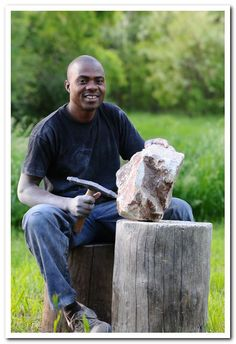 Join us for the opening of a stone carving exhibition by Zimbabwean artist Simon Chidharara on May 6, 2014 at 7 pm!
