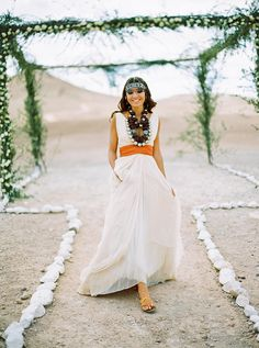 Daughters Of The Desert Part 2 via Magnolia Rouge
