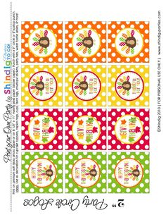Free set of Thanksgiving printables to make a super cute kids' table from Shindig Parties To Go Thanksgiving Teacher Gifts, Thanksgiving Favors, Free Thanksgiving Printables, Thanksgiving Parties, Free Printables, Inexpensive Christmas Gifts, Gift Tags Printable, Teacher Appreciation Gifts, Holiday Fun