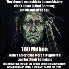 Native American Over Trump's Victory