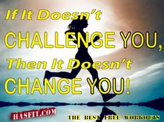 HASfit Quotes About Running