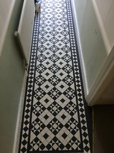 We specialise in Victorian Hallway Tiles and we offer an expert services in sorcing and laying traditional Victorian floor tiles hallway Victorian Tiles Bathroom, Victorian Mosaic Tile, Bathroom Floor Tiles, Tile Floor, Mosaic Tiles, Tiling, Narrow Hallway Decorating, Tiled Hallway, Hall Flooring