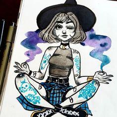 New mess #inktober #sketch #drawing #sketchbook #doodle #inktober2017 #ink