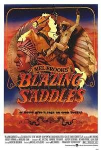 Mel Brooks  Blazing Saddles  1970s