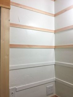 Applying This DIY Reverse Shiplap Wall Treatment Is So Easy And Inexpensive