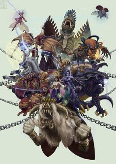 Aeon Overdrive- Final Fantasy X by Andrew-Gibbons on DeviantArt