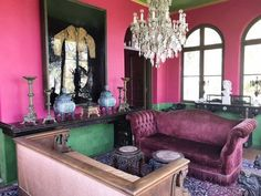paramour mansion