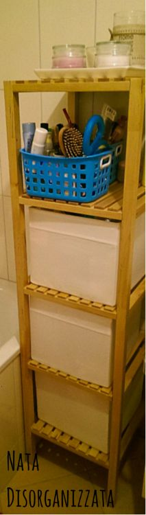mobile bagno ikea Ideas Para Organizar, Shoe Rack, Closets, Yogurt, Table, Furniture, Tips, Home Decor, Alphabet