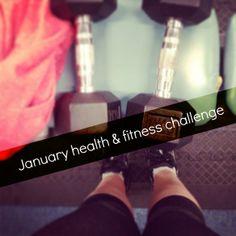 January Health & Fitness Challenge week 2 update