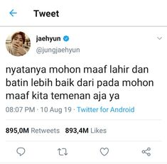 Quotes Lucu, Quotes Galau, Jokes Quotes, Funny Quotes, Memes, Bio Twitter, Funny Tweets Twitter, Twitter Cover, Tweet Quotes