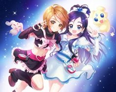 Pretty Cure favourites by seasidelover18 on DeviantArt