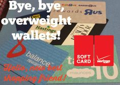 My new best shopping friend: Softcard Wallet