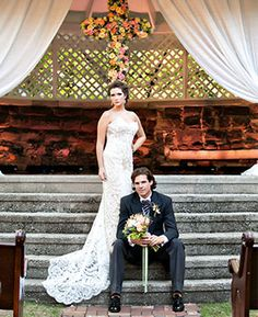 Kathy G. & Co. | j. messer photography | Southern Wedding Ceremony