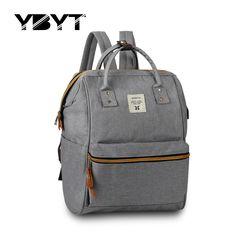 New medium leinwand bookbags adrette rucksack appliques frauen einfache shopping-pack damen reisetaschen schüler schultasche rucksack