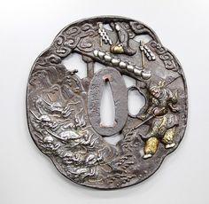 日本刀の鍔
