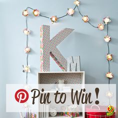 Enter the Duck Brand Deco Laminate Pin to Win Sweepstakes for a chance to win a Deco Laminate prize pack!