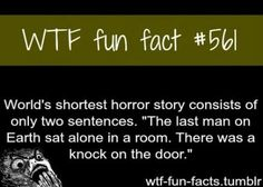 WTF Facts - Page 1540 of 1624 - Funny, interesting, and weird facts Creepy Facts, Wtf Fun Facts, True Facts, Funny Facts, Funny Memes, Jokes, Random Facts, Cool Fun Facts, Short Horror Stories