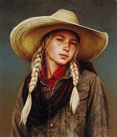 Carrie Ballantyne, Boyd Camp Cowgirl