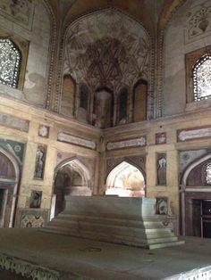 Tomb of Prince Khusrau in Khusrau Bagh , Allahabad