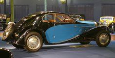 Bugatti Coach Type 46 1933 bicolor