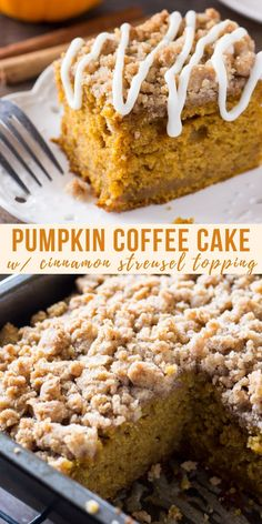 Fall Dessert Recipes, Fall Desserts, Just Desserts, Fall Recipes, Sweet Recipes, Delicious Desserts, Yummy Food, Easy Fall Deserts, Tasty