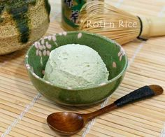 Treat family and friends to some delicious homemade green tea or matcha ice cream. This simple recipe is eggless and uses Japanese powdered green tea.