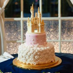 Disney Wedding Cakes Gallery | Disney's Fairy Tale Weddings