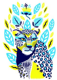 Jungle prints - margauxcarpentier