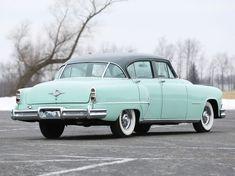 Chrysler Windsor, Chrysler Imperial, Chrysler Cars, Chrysler Vehicles, Vintage Cars, Antique Cars, Old Fashioned Cars, Kansas Usa, 50s Cars