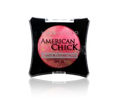 OMG! BEAUTIFUL color!!! American Chick Baked Blush/Bronzer