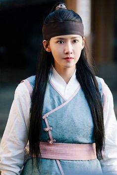 The King in Love(Hangul: 왕은 사랑한다; RR: Wangeun Saranghanda; lit. The King Loves) is a South Korean historical drama screenplay by Song Ji-na,, based on the novel of the same name by Kim Yi-ryung. It stars Im Si-wan, Im Yoon-ah and Hong Jong-hyun. It airs on MBC.