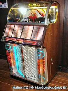Jukebox maybe a gadget I would like to have for in the future