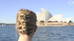 The Sparkling and Flexible Style of French Twist for Waitress