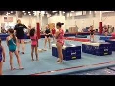 It's about mid way through optional season and lots of gyms are trying to balance keeping their gymnasts healthy with keeping them fit and competition ready. Gymnastics Levels, Gymnastics Academy, Elite Gymnastics, Plyometric Workout, Plyometrics, Butt Workout, Gym Workouts, Gymnastics Conditioning, All About Gymnastics