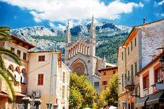 Sóller es uno de los pueblos con más de #Mallorca