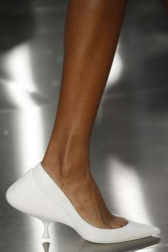 Maison Margiela - Spring 2016 Shoe Trends: Sandals, Sneakers, and Heels from Fashion Week: Glamour.com