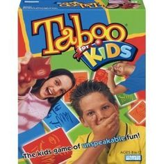 Taboo For Kids by Hasbro, http://www.amazon.com/dp/B0006B4C0M/ref=cm_sw_r_pi_dp_aIfTrb03WEJCC