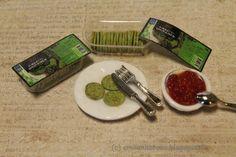 Emilian home Havumetsäntiellä: Pinaattiletturasia Spinach pancakes in a package tutorial