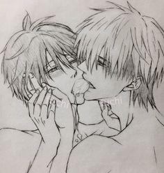 Manga Anime, Manhwa Manga, Cute Anime Guys, Cute Anime Couples, Anime Pregnant, Anime Fanfiction, Ecchi Neko, Anime Pixel Art, Bleach Manga